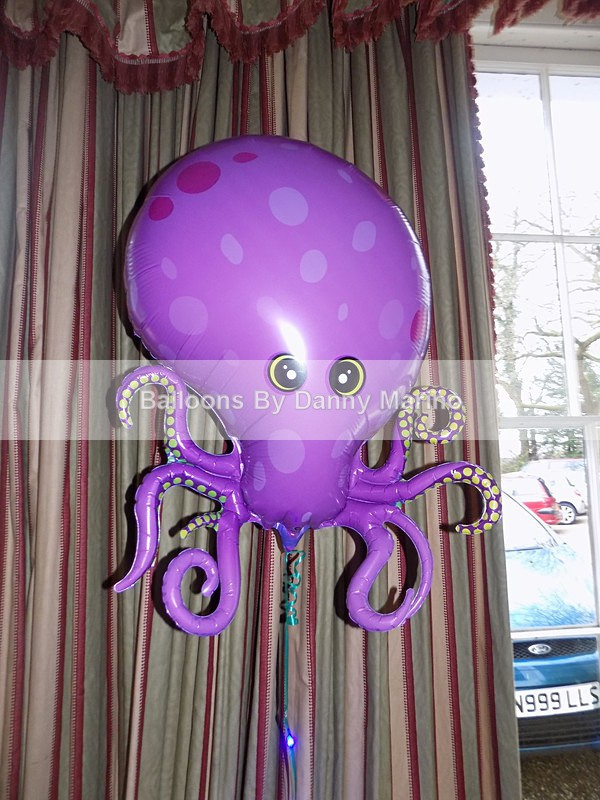 - Balloon Sculptures