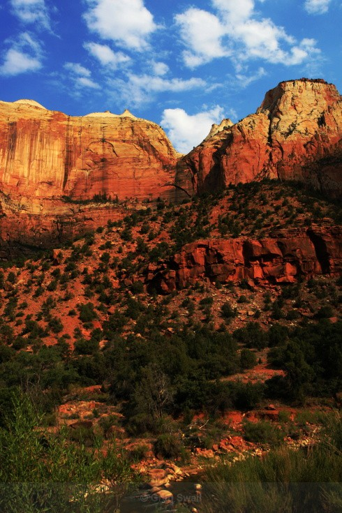 Zion Canyon - USA (South West Road Trip)