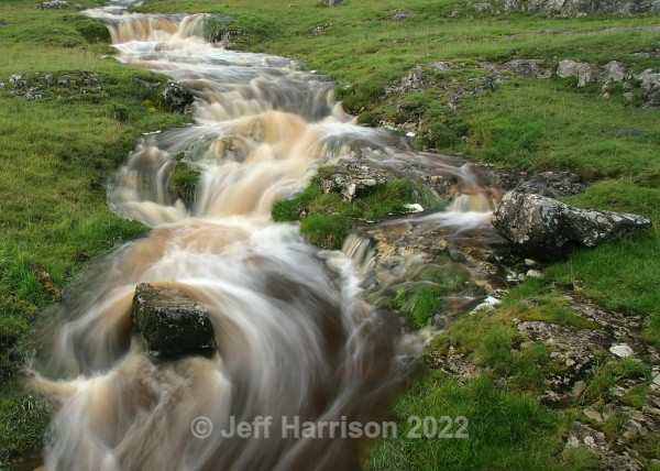 Thoragill Beck ((image Thor B 01) - Waterscapes and Waterfalls
