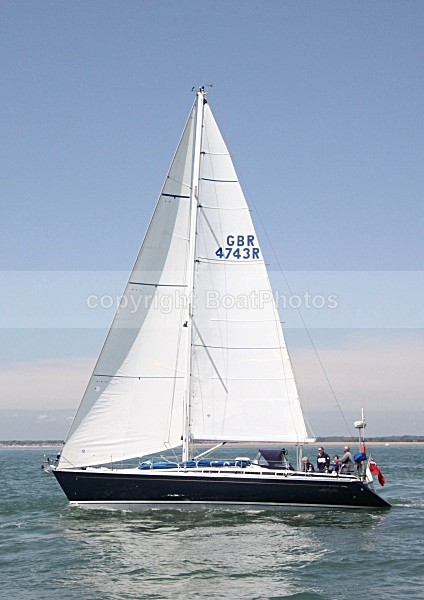 090525 GBR4743R SOLE BAY BLUE IMG_3884 - Sailboats - monohull