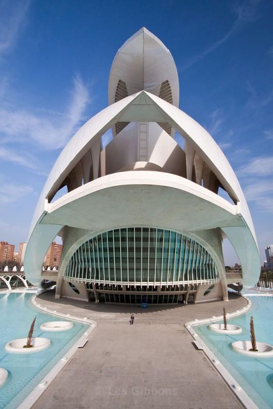 opera house3 - Valencia
