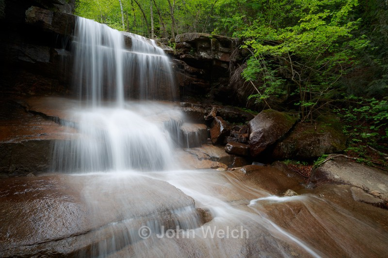 Champney Falls - White Mountain National Forest and Northern New Hampshire
