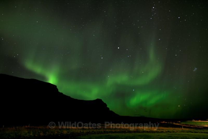 Aurora  NIKON D800 24mm f2 5 iso640_270 - Landscapes