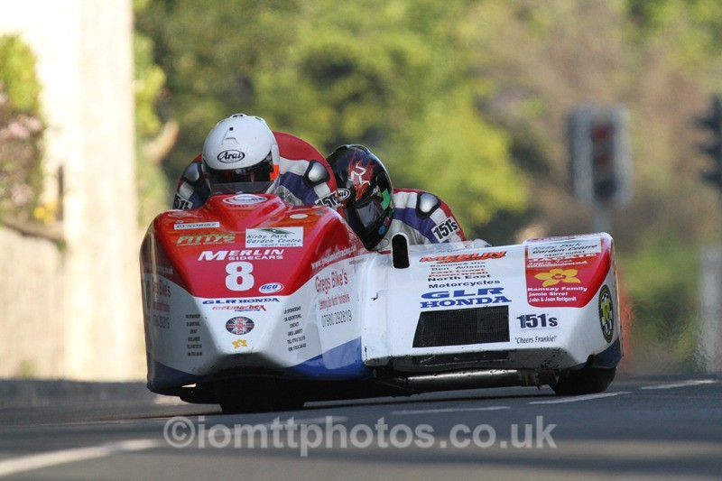 IMG_5449 - Thursday Practice - TT 2013 Side Car