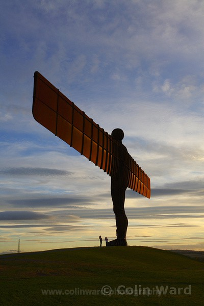 Angel of the North. Ref 4003 - Tyne and Wear