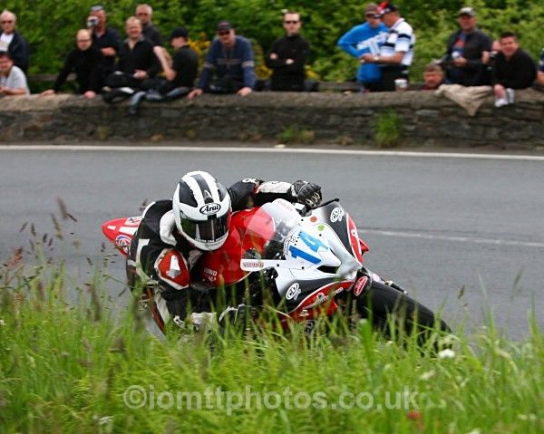 - Supersport Race - TT 2010