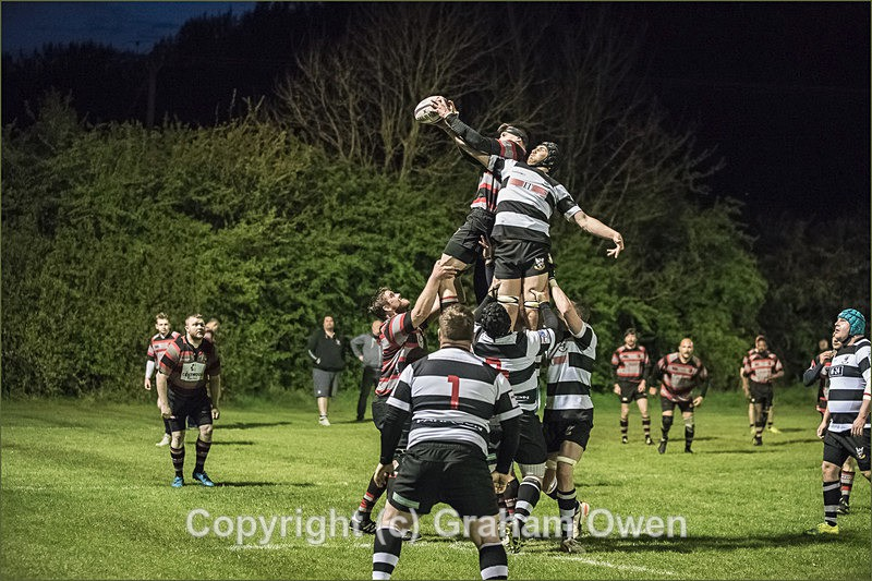 POSESSION by Graham Owen - v Bedford 2017 Cup Final