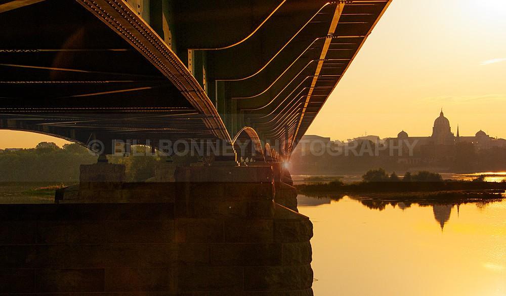 Harvey Taylor Bridge - Harrisburg Area, Pennsylvania