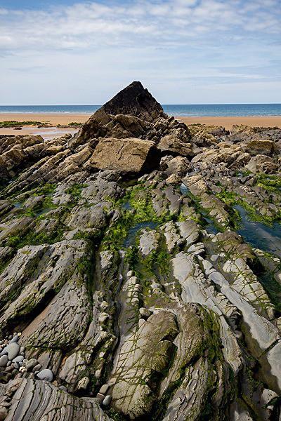 Sandymouth Beach - Cornwall