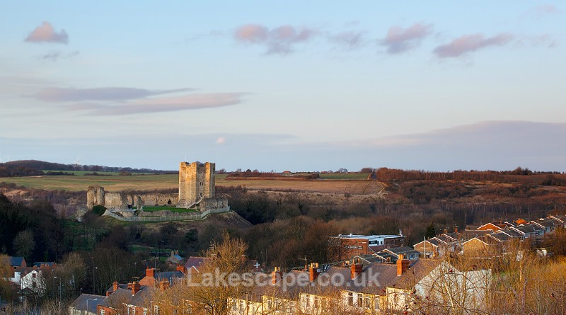 'A Yorkshireman's Castle is His Home', Conisbrough_3609 - Yorkshire