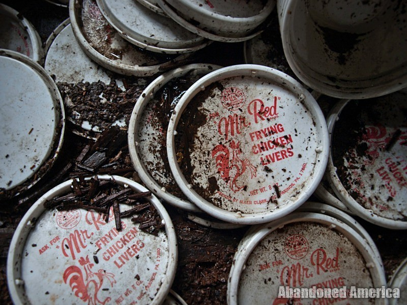 Abandoned Meat packing plant - Matthew Christopher's Abandoned America