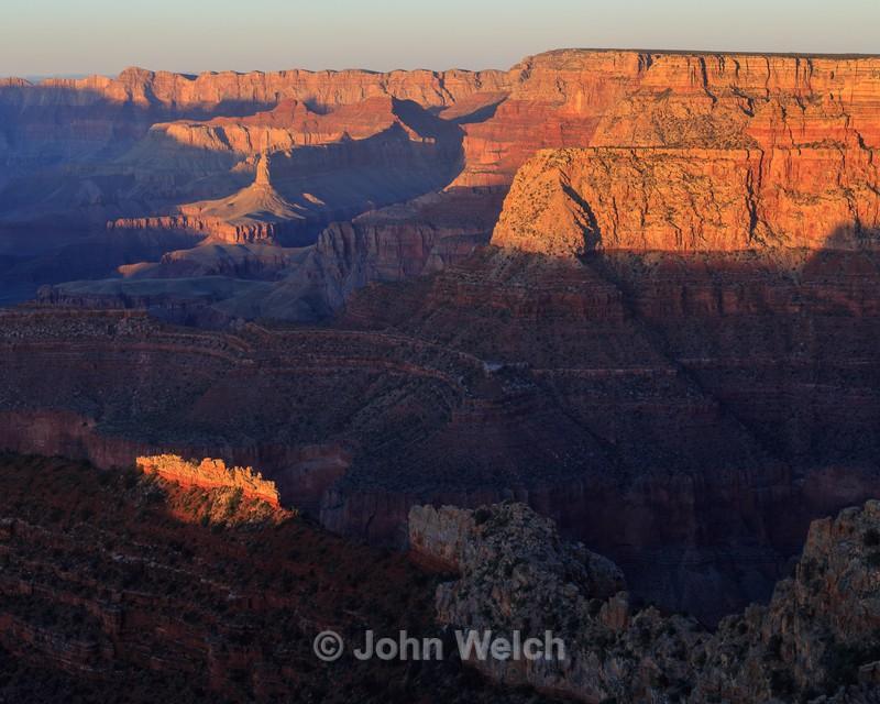 Shadows and Light - Arizona