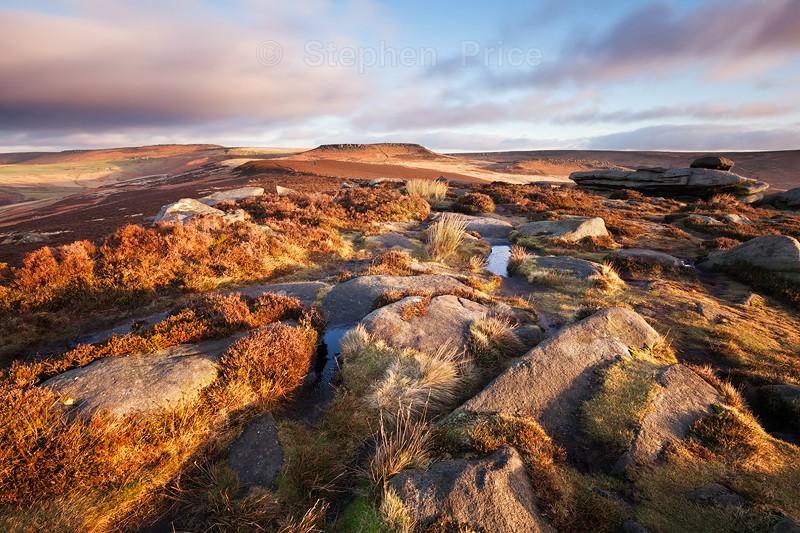 Morning at Over Owler Tor | Peak District Derbyshire
