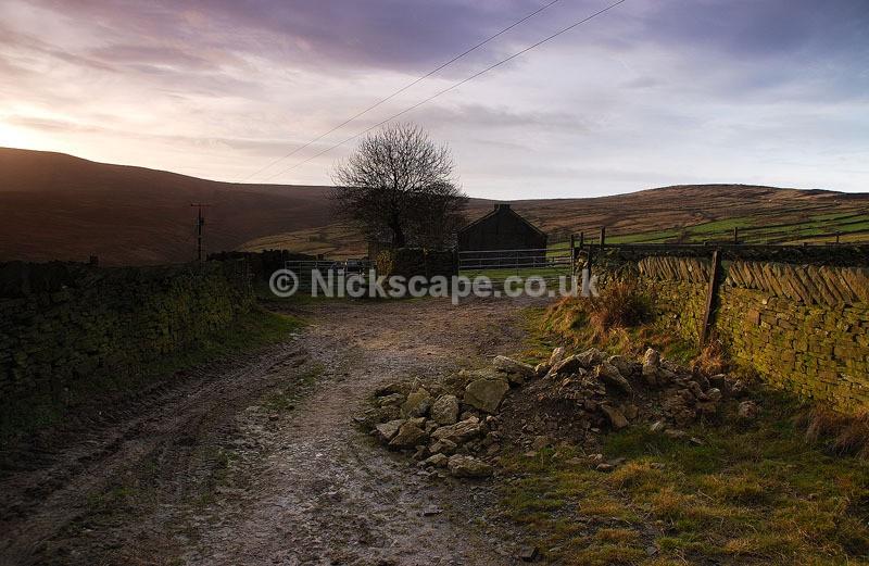 Upper Knowl Farm   Bradshaw Moor   Summer Wine Photography
