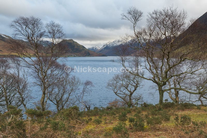 Winter at Crummock Water - Lake District National Park - Latest Photos