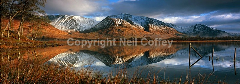 Loch Awe, Argyll & Bute - Panoramic format