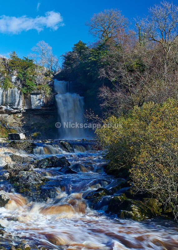 Thornton Force Waterfall   Yorkshire Dales   Yorkshire Landscape Gallery