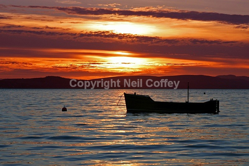 Isle of Bute, Firth Of Clyde - Landscape format