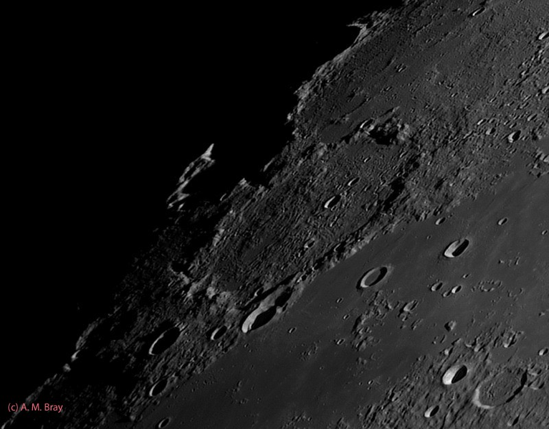 J.Herschel - Moon: North West Region