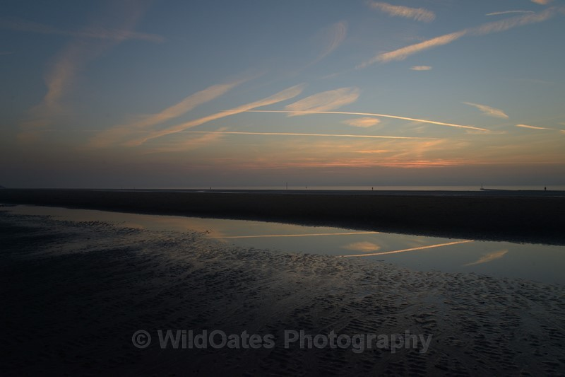Crosby Beach Liverpool - Landscapes