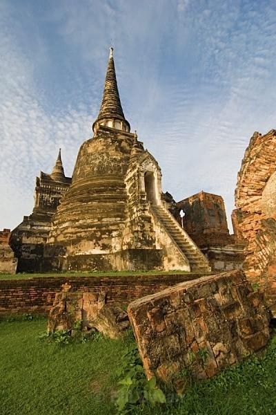 Chedi - Ayutthaya