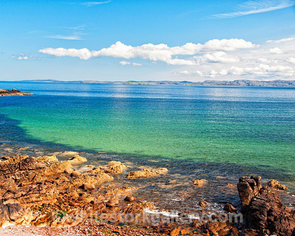 Achnahaird Beach - Scottish Highlands