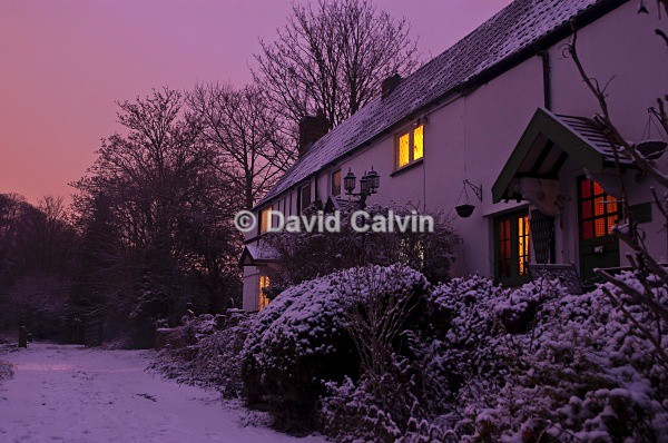 Riverside Cottages - Winter