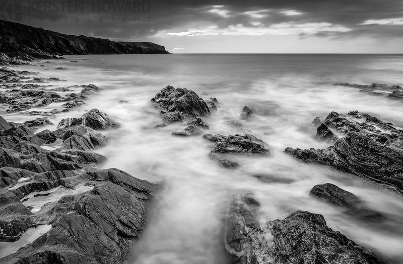 Calming Seas - Abereiddy - New Images