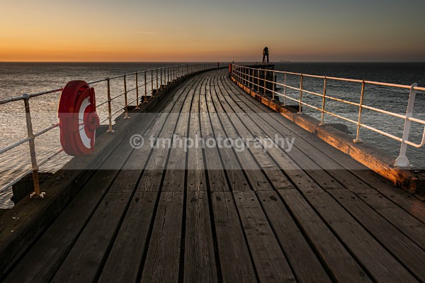 Evening Light - Yorkshire Coast