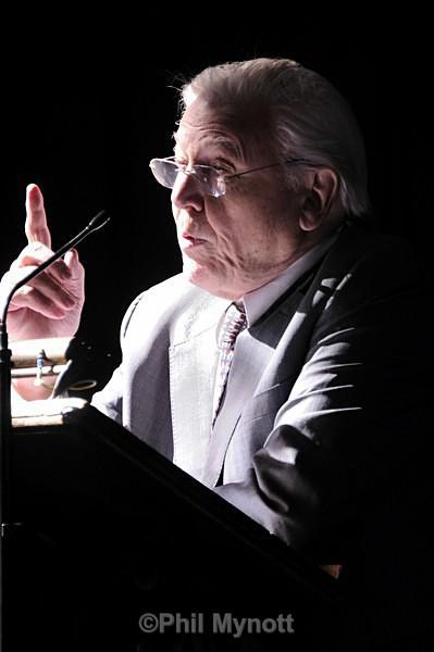 David Attenborough Photo professional portrait Cambridge Uk Photographer Conservation Environment CCI