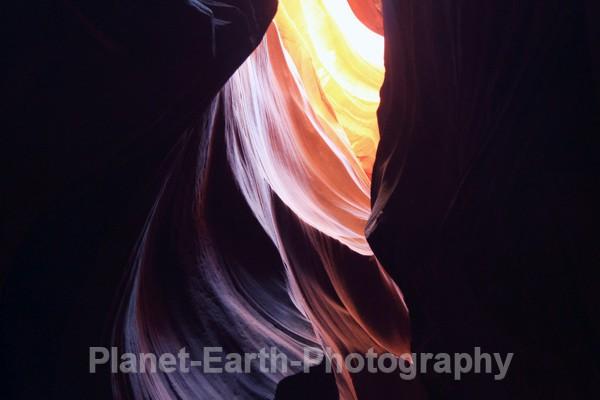 Antelope Canyon 5 - Utah-Upper Antelope Canyon