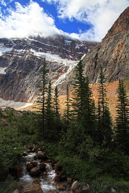 Mount Edith Cavell - BC and the Rockies,Canada 2013