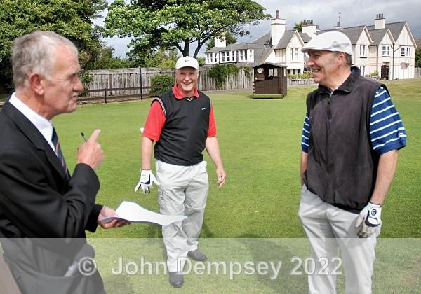 Montrose 18 Hole Open 2008 14 - Men's 18 Hole Open 2008