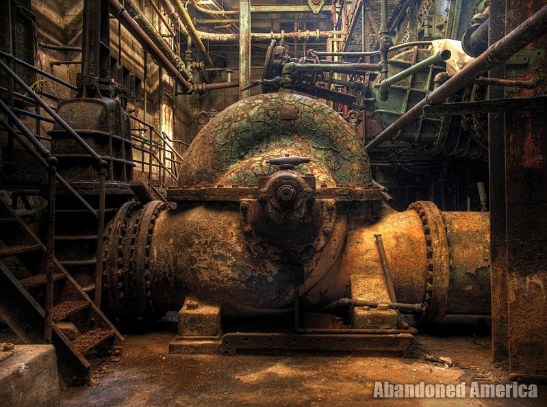Crawford Power Station (Middletown, PA) | Abandoned America
