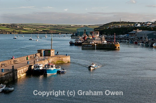 North Quay Padstow Harbour 3 - Cornwall