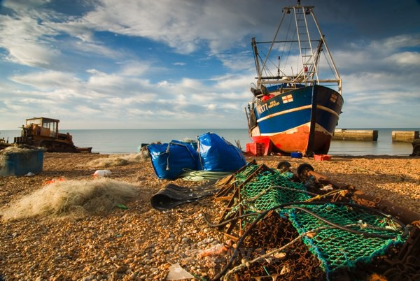 Hastings Fishing Fleet 2009 - Fleet