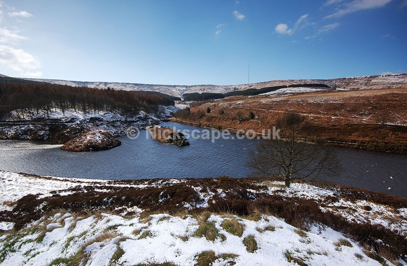 Ramsden Reservoir | Holme Valley Photography Gallery