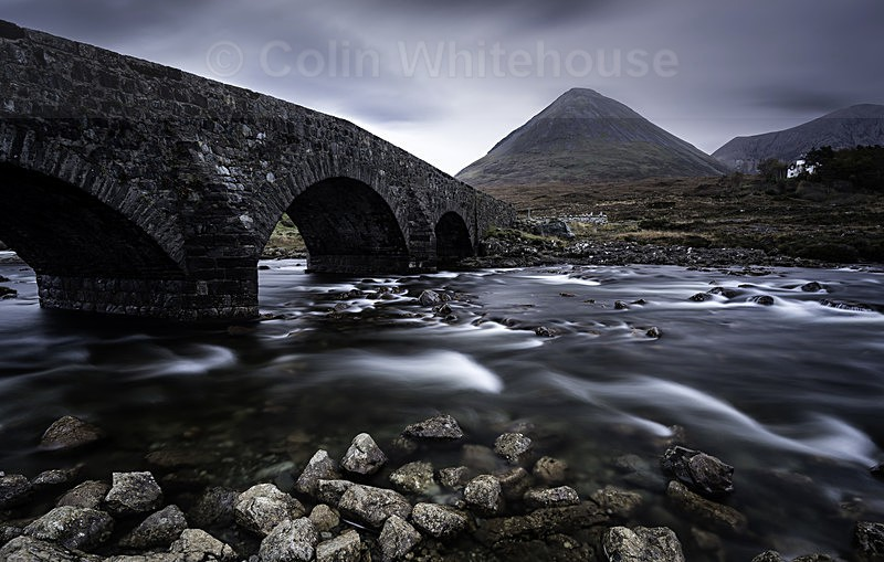 Sligachen Bridge - Scotland
