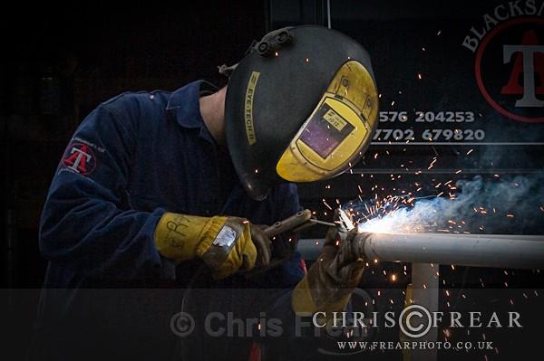 Arc Welder 03 Aug 2010 - Industrial Welding
