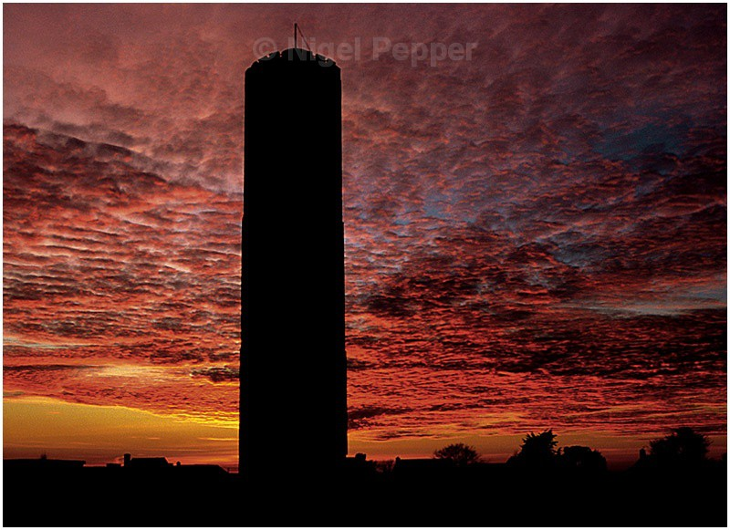 Towering Inferno - Naze Tower