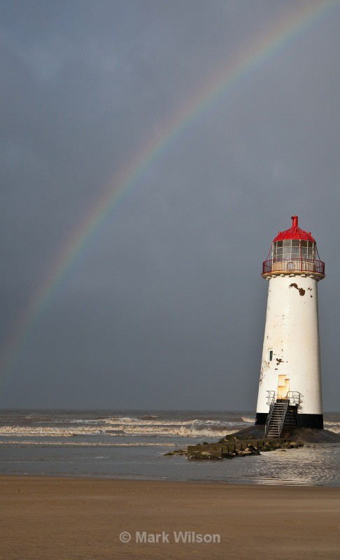 point of ayr lighthouse - Land and seascapes