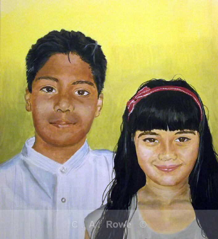 Family Portrait 1 - Gallery 1