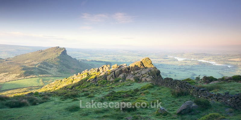 Spring View From The Roaches_7692 - The Peak District