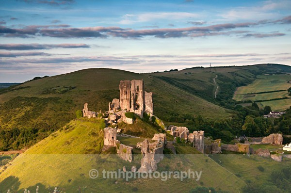 Corfe Castle. - Places of Interest