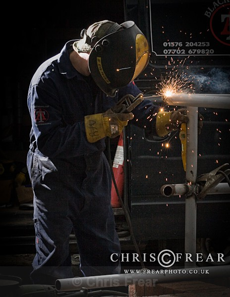 Arc Welder 02 Aug 2010 - Industrial Welding