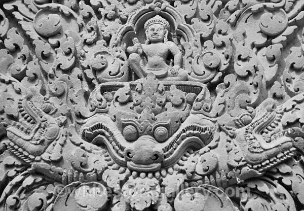 Banteay Srie, Cambodia - Asia