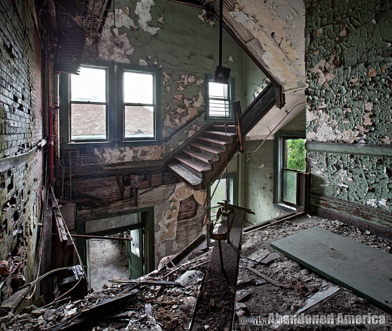 Galilee Steel Administrative Office* | Abandoned America