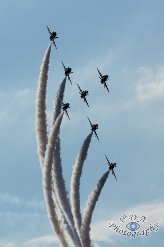 14 Red Arrows
