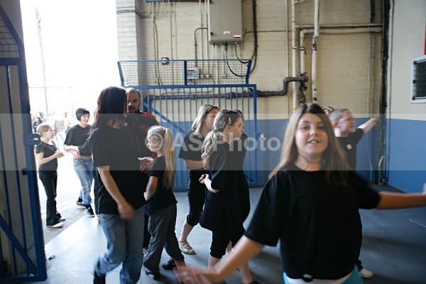 1 - Lowedges Dance Crew at SWFC