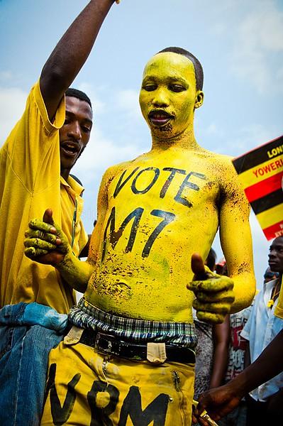 Uganda Elections 2011, Kampala Uganda